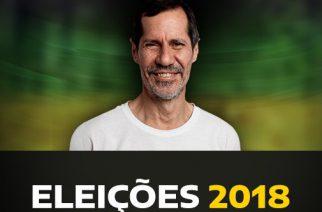 Eleições 2018 – Eduardo Jorge participa de coletiva no Club Transatlântico