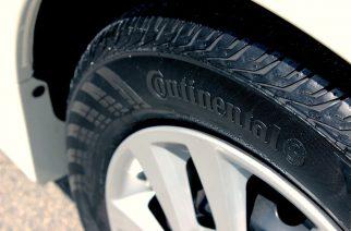 Pneu Vanco-8 da Continental equipa 100% das Mercedes-Benz Sprinter comercializadas no Brasil