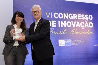 Grandes empresas alemãs premiam startups em Congresso de Inovação