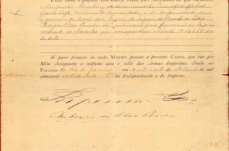 Hamburg Süd comemora 130 anos da carta de D. Pedro II