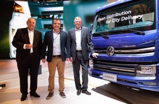 VW Caminhões e Ônibus e Ambev anunciam modelo de negócio elétrico