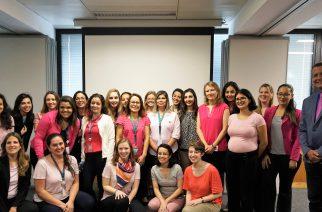 Câmara Brasil-Alemanha promove palestra sobre câncer de mama em parceria com o Hospital Alemão Oswaldo Cruz