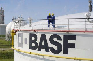 Cresce o número de vendas da BASF