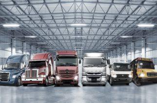 Foto: Divulgação Daimler Trucks