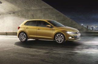 Novo VW Polo sai de fábrica calçado com pneus ContiPremiumContact 5 da Continental