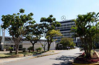 Mercedes-Benz aumenta em 25% as vendas de peças Alliance no Brasil