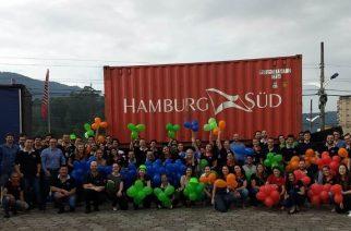 Navegação Solidária conecta colaboradores da Aliança e Hamburg Süd a causas sociais de todo o Brasil