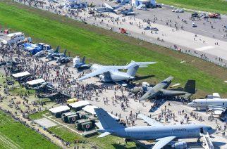 ILA Berlin 2018 - Geländeübersicht -  ILA Berlin 2018 - Aerial View -