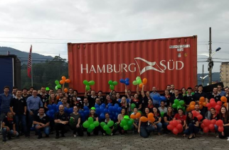 Foto: Divulgação - Hamburg Süd