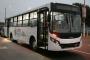 Novos ônibus Mercedes-Benz vão transportar atletas dos jogos Pan-Americanos