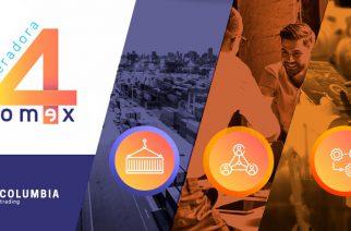Columbia Trading lança a 4COMEX, primeira aceleradora de startups focada em inovações para o comércio exterior