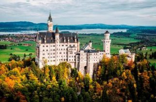 Foto: Castelo Neuschwanstein. Divulgação / DZT.