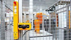 Pilz lança sistema seguro e inteligente de portas de proteção PSENsgate