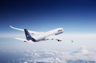 Lufthansa retoma rota São Paulo-Munique com aeronave de última geração, o A350-900