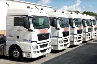 Grupo Bimbo investe em 34 caminhões MAN TGX para frota mexicana