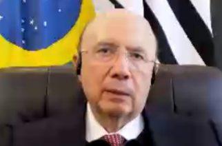 Covid-19 e privatização são temas de reunião de Henrique Meirelles com Diretoria da Câmara Brasil-Alemanha de São Paulo