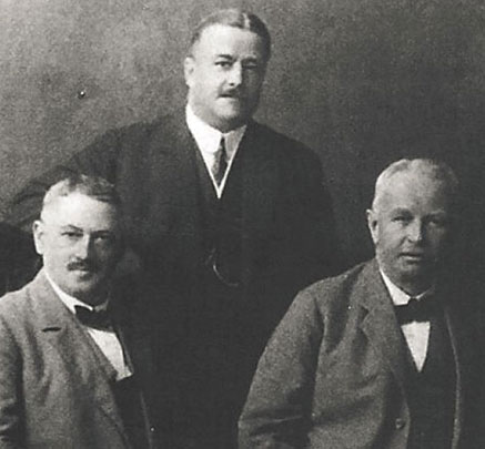 Fundação da Câmara Brasil-Alemanha