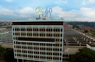Mercedes-Benz do Brasil comemora 60 anos