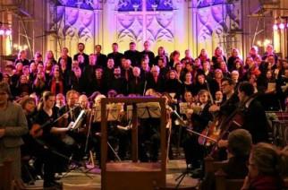 Orquestra alemã se apresenta no Brasil