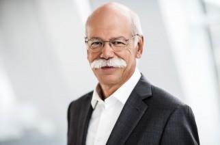 Daimler prorroga contrato de Zetsche