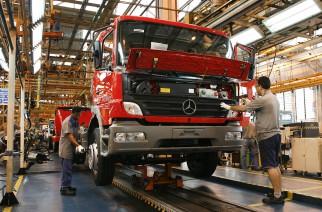 Mercedes-Benz do Brasil anuncia nova vice-presidência de Operações