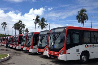 Ônibus Volkswagen modernizam transporte urbano em Maceió