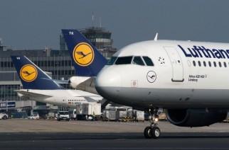 Lufthansa entra em parceria no Vale do Silício