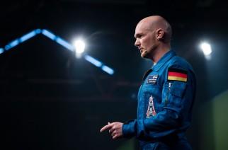 Astronauta alemão é promovido para comandante da ISS