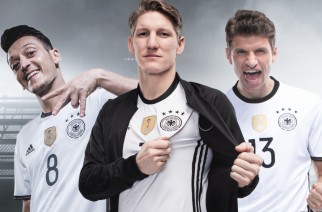 adidas e Federação Alemã de Futebol estendem parceria até 2022