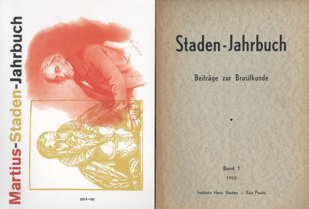 Instituto Martius-Staden publica seu 1º Anuário