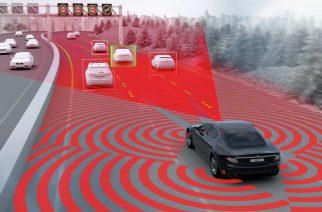 ZF apresenta funções de direção parcialmente autônoma