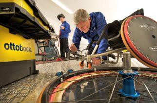 Ottobock prepara assistência técnica para Jogos Paralímpicos