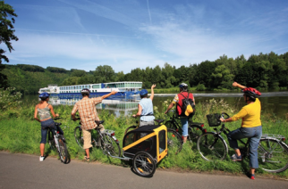 Alemanha oferece milhares de quilômetros de ciclovias