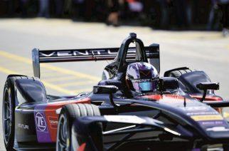 ZF fornece tecnologia de eletrificação para equipe da Fórmula E