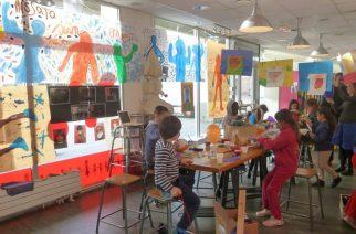Iniciativa global da NIVEA apoia creches criativas na França