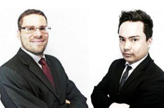 Raphael Matos Valentim, Senior-associate do Zilveti Advogados e Flávio de Castro Fujita, Associate do Zilveti Advogados