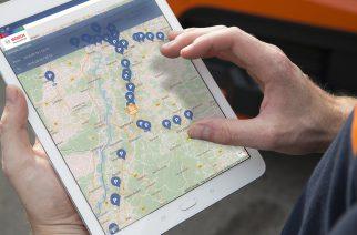 Bosch fornece solução para problema de caminhoneiros alemães