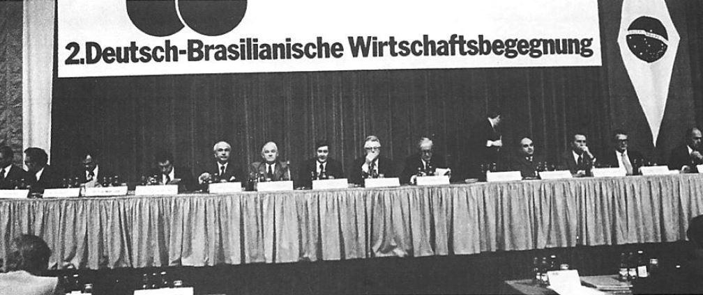 Encontro Econômico Brasil-Alemanha acontece em Stuttgart