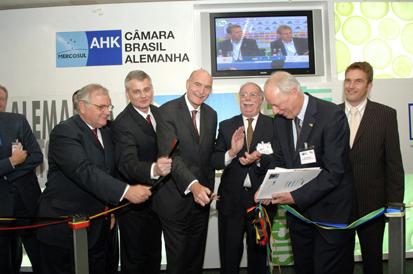 Inauguração do German Business Center