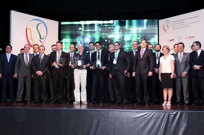 Câmara promove 1ª edição do Prêmio Brasil-Alemanha de Inovação
