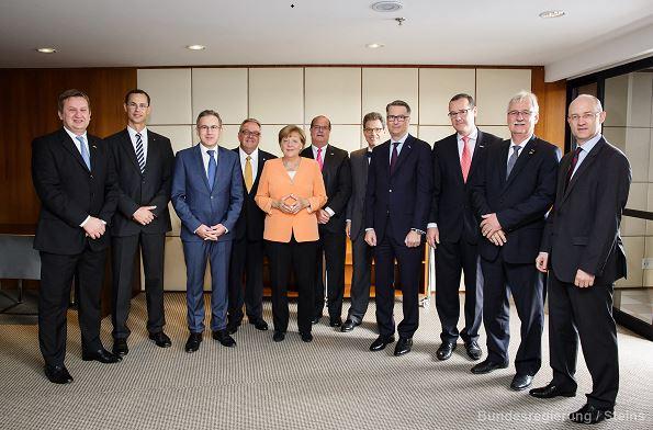 Consultas Governamentais Brasil-Alemanha