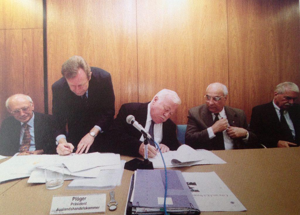 Instituto Tecnológico Brasil-Alemanha e USP firmam cooperação