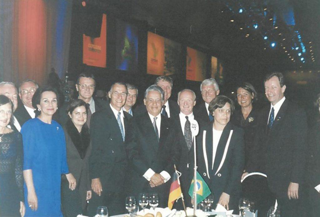 ISCBA participa da Expo 2000 em Hannover