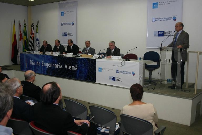 VDI-Brasil realiza a primeira edição do Dia da Engenharia Alemã