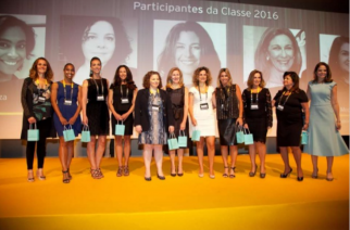 Na foto as participantes da Classe 2016 do EY Entrepreneurial Winning Women