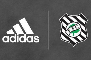 adidas fecha parceria com Figueirense