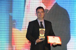 Ogarito Lopes, presidente da BSI Tecnologia, recebe Troféu The Winner 2017