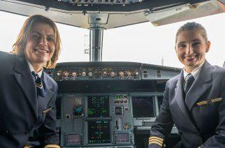 Pilotas da Lufthansa estão decolando