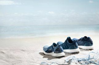 adidas reitera seu comprometimento com os oceanos