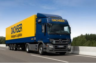 Dachser apresentou crescimento em 2016